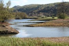 Geomorfološke posebnosti območja med Radenskim poljem, Lučkim dolom in izvirom Krke (9.4.2011)