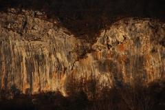 Osamljeni fluvialni relief Notranjske (10.3.2012)